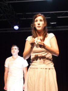 En attendant Le petit Poucet, création de l'Ineffable compagnie, 2009