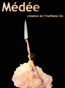 Médée d'Euripide, création de l'Ineffable compagnie 2013